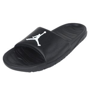 Nike Air Jordan Break Slide AR6374 010 Mens Sandals Black Size 10 White Fashion