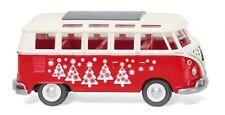 """Wiking 079728 VW T1 Sambabus """"Weihnachtsbulli"""" 10-21 Neu/OVP Vorbestellung"""