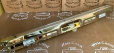 77-80 FORD F100 PARTS FRONT CHROME BUMPER BAR PREMIUM CHROME SQUARE WITH LIGHTS