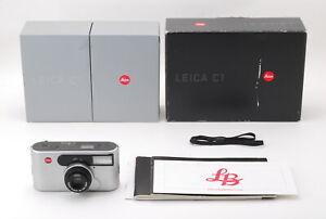【EXC+3 in BOX】 Leica C1 35mm Film Camera Vario Elmar 38-105mm from JAPAN B77