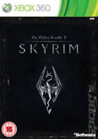 The Elder Scrolls V: Skyrim (Xbox 360) - MINT - Quick Dispatch Fast Delivery