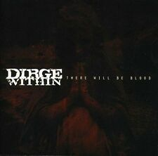 Dirge Within - There Will Be Blood [New CD] Digipack Packaging