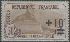 """FRANCE STAMP TIMBRE N° 167 """" ORPHELINS, LION DE BELFORT 1922 """" NEUF xx LUXE K209"""