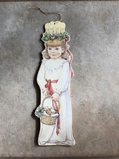 Kathy Lawrence St. Lucia Angel gift sack