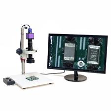 Aven 26700 102 00 Micro Zoom Video Inspection System With Standard Stand