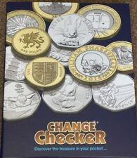 Official Change Checker Collector's Album Ref 550c