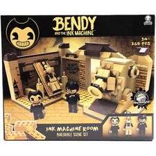 Bendy and the Ink Machine Ink Machine Room Building Set