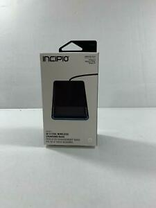 Brand New INCIPIO Ghost QI 3-Coil Wireless Charging Base 840076162741