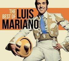 LUIS MARIANO - THE BEST OF LUIS MARIANO NEW CD