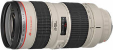 Canon EF 70-200mm f/2.8 L Lens