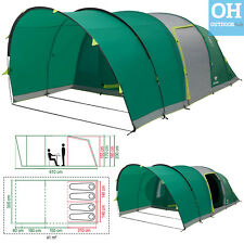 Coleman Valdes Air 4 FastPitch 4 Man Person Inflatable Tent Family Camping Porch