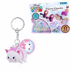 Disney Mystery Bag Tsum Tsum Figure Portachiave Keychain Minou Aristogatti