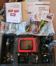 Snap-On MODIS Diagnostic Scanner With Case, Manuals, Cables, Keys, Probes, Etc.