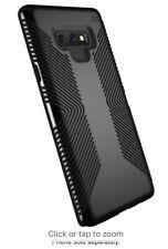 Speck - Presidio GLOSSY GRIP Case for Samsung Galaxy Note 9 - Black