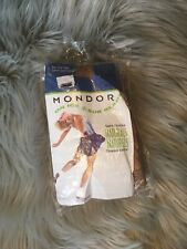 Mondor 3372 Women's Size Medium Suntan Boot Cover Skating Tights