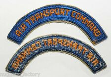 Patch original WWII USAF Air Transport Command (110 )
