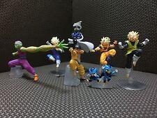 "Dragon Ball Z ""Mini Figure Set I-2"" Japan Gift Bandai 2008 Rare Anime Manga"
