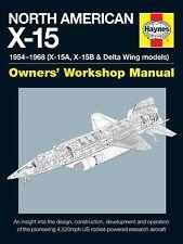 Haynes Owners' Workshop Manual - North American X-15