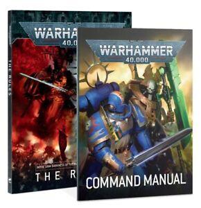 Warhammer 40K Rulebook 9th Edition VF
