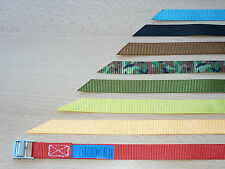 Mini-Zurrgurte Spanngurte Befestigungsriemen Skiträger Fahrradträger Gurte