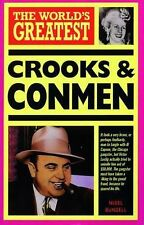 The World's Greatest Crooks & Conmen, Nigel Blundell,