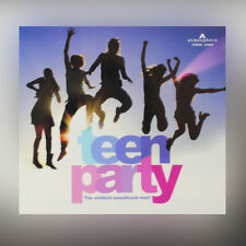 Atmosphere - Teen Party - The Smiliest Sountrack Ever - music cd album