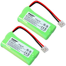 2-Pack HQRP Phone Battery for Sanik 2SN-AAA65H-S-J1 2SN-AAA70H-S-J1