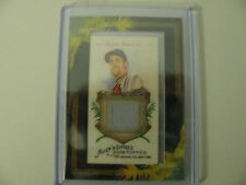 2008 Allen and Ginter #AGR-JS  John Smoltz mini Relic in frame