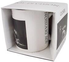 Joy Division: Closer ceramica caffè/tazza del tè & Ufficiale In Scatola Con Foto
