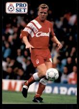 Pro Set Football 1991-1992 Liverpool Steve Nicol #45
