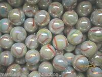 "MARBLE 2 POUNDS OF 5/8"" UNICORN / PANAMERICAN MEGA / VACOR MARBLES FREE SHIPPING"