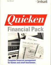 QUICKEN FINANCIAL PACK - Users Manual (Complete financial managent for homes a
