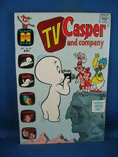 TV CASPER AND CO 24 VF NM 1967 GIANT SQUAREBOUND SPOOKY AUDREY HARVEY