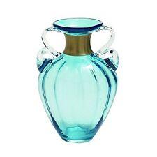 Uma Enterprises Glass Small Vase 7 Inch Width 10 Inch Height NEW