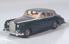 "Lledo Days Gone Bentley S Type 3.5"" Diecast Scale Model Silver Green"