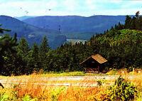 Schwarzwald , Blick von Besenfeld ins Murgtal ; Ansichtskarte 1980 gel.