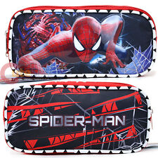 Marvel Spideman Pencil Case The Amazing Spideman Accessory Case Bag
