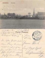 (b83303)   Feldpostansichtskarte Zonnebeke 1915 nach Seifhennersdorf