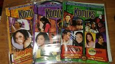 Komiks DVD Vol 1,2 and 4 NO CASE, LIKE NEW - Pinoy Series