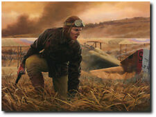 The Stand by Russell Smith - Lt. Frank Luke, Jr. - Giclee - Aviation art print