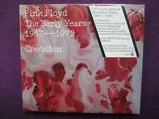 Pink Floyd / The Early Years 1967 – 1972 Cre/ation (DIGI-PAK 2 CD) NEW SEALED