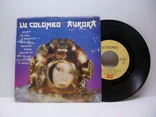LU COLOMBO AURORA - SAMBA CALIPSO TANGO EMI 06 1186617 OTTIMO