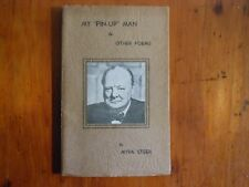 """STEER, Myra. My """"Pin-up"""" Man & Other Poems. [Gympie: Myra Steer, about 1945]."""