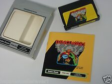 Tandy TRS80 Complete Dino Wars Video Game Computer System Console