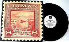 "CLIMAX BLUES BAND>""STAMP ALBUM"">PROMO 12"" VINYL RECORD ALBUM >>EXCELLENT>1975"