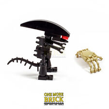 LEGO Alien Xenomorph and Facehugger - All New parts