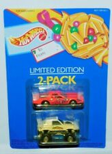 Hot Wheels Limited Edition 2-Pack