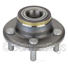 Wheel Bearing and Hub Assembly Front BCA Bearing WE60721