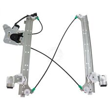 Power Window Regulator w/ Motor Rear Passenger Right RH for Chevy GMC Cadillac