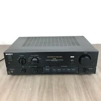 Ampli Sony TA-F410R Integrated Stereo Amplifier Vintage